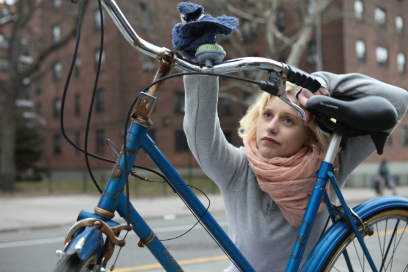 Bicycle Poem